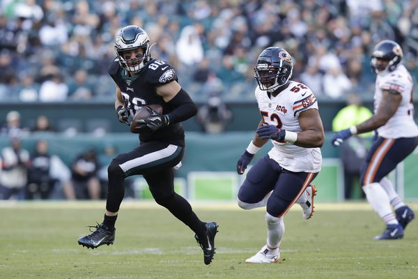 Eagles, Zach Ertz can expect to see a familiar coverage against Patriots