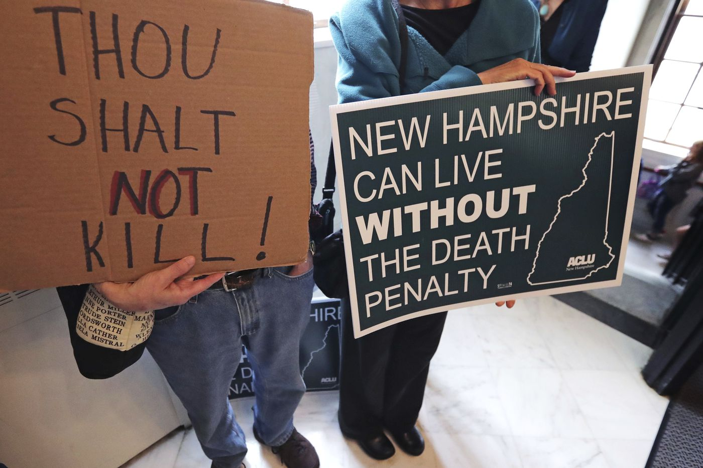 New Hampshire's death penalty repeal: Which states are next? | Opinion
