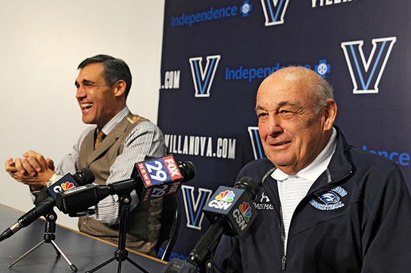 Why Rollie Massimino has 'Nova winning it all