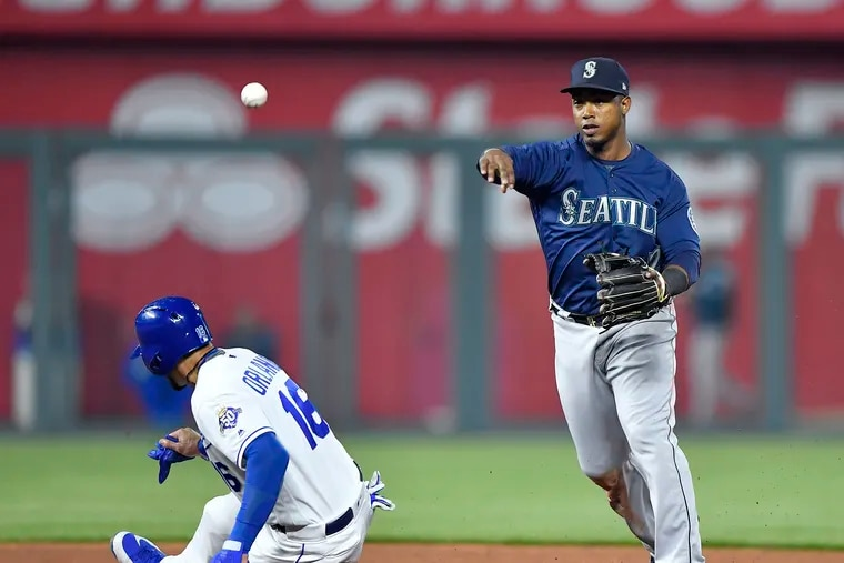The Phillies could be exploring trade options for Seattle shortstop Jean Segura.