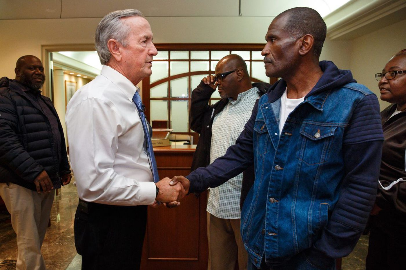A prosecutor meets the juvenile lifer he locked up for 40 years - and apologizes