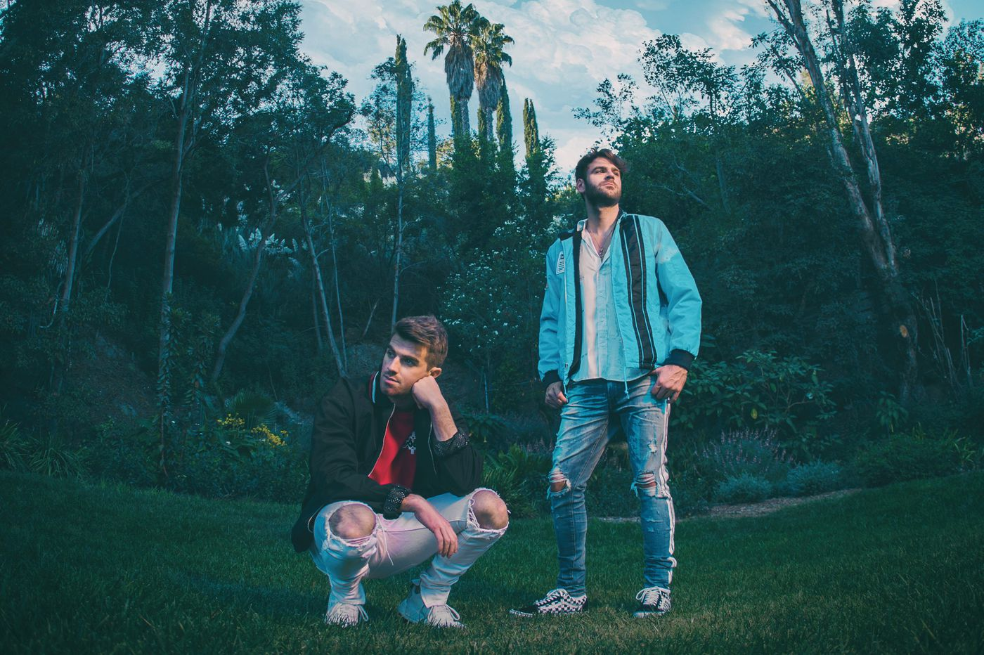 Are The Chainsmokers growing up?