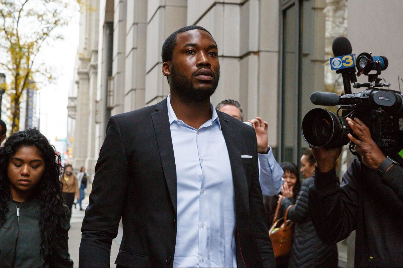 Ex-Philly cop says officer lied to put Meek Mill behind bars