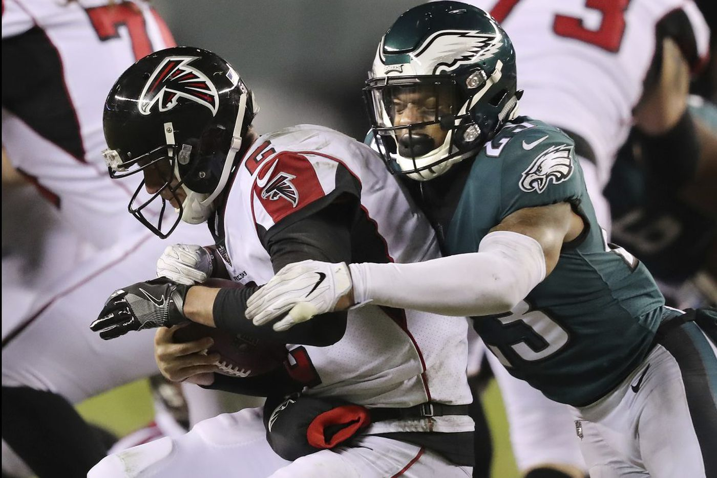 As expected, Eagles defense had to provide the big postseason win | Bob Ford
