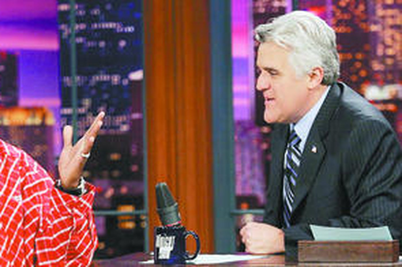 Leno to yuk it up at 10 in a 'game-changer'
