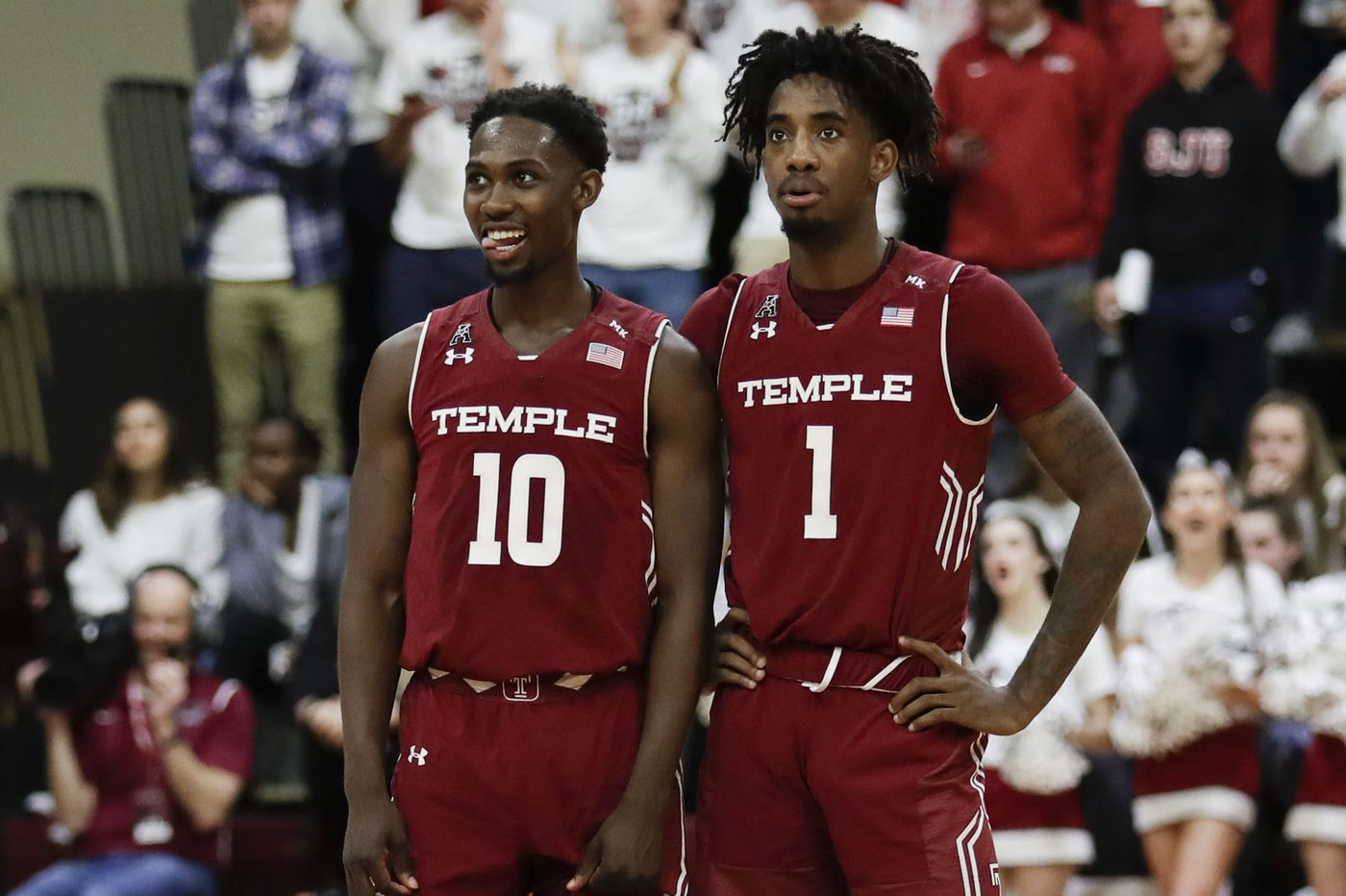 City 6 observations: Temple out of the gate fast