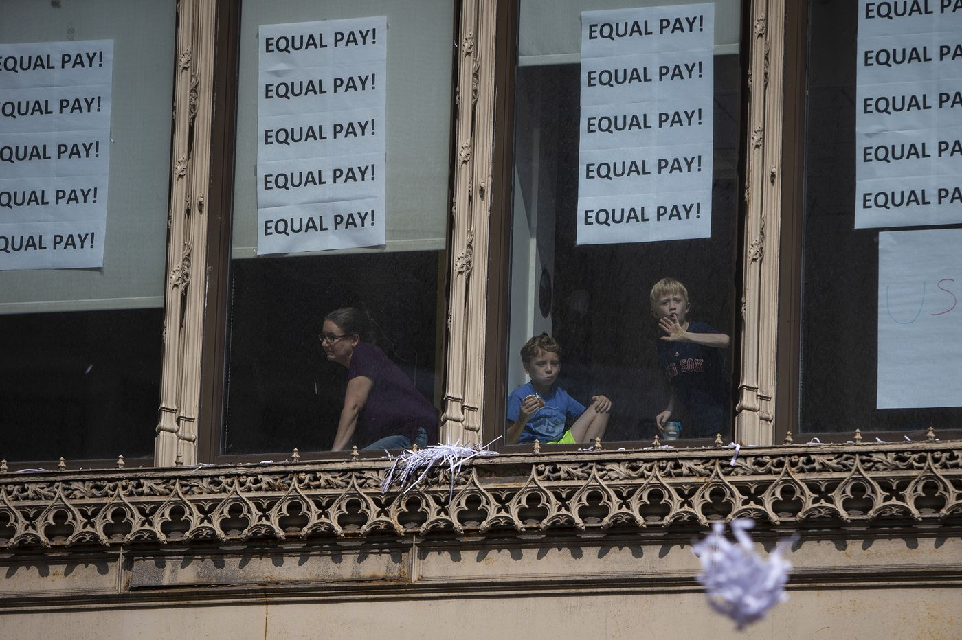 Equal pay: Two myths that persist | Opinion