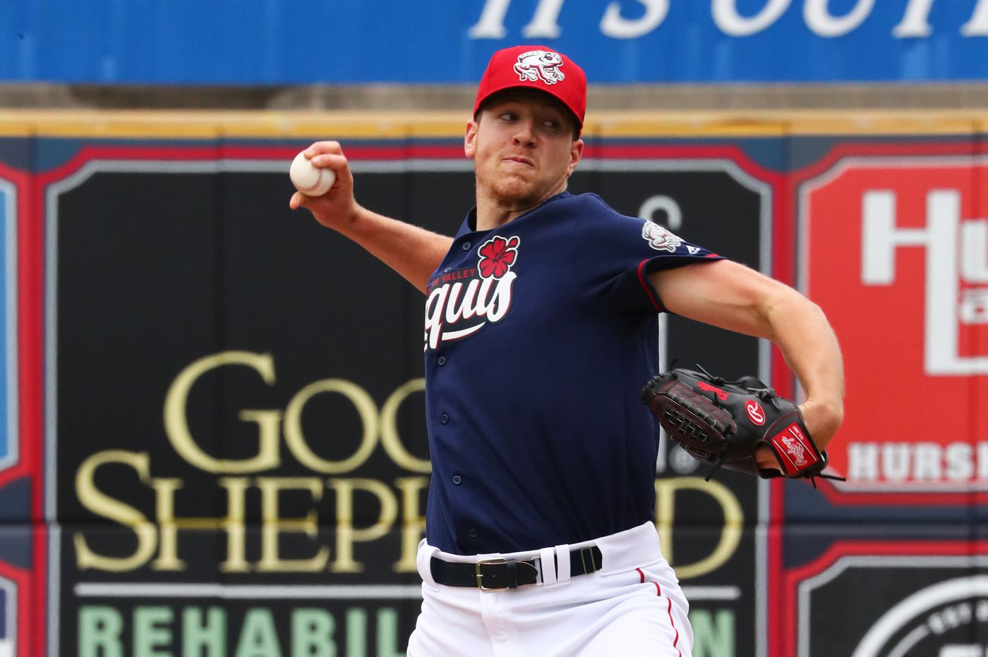 Nick Pivetta will be out of the minors and back with the Phillies soon. Just ask him. | Mike Sielski