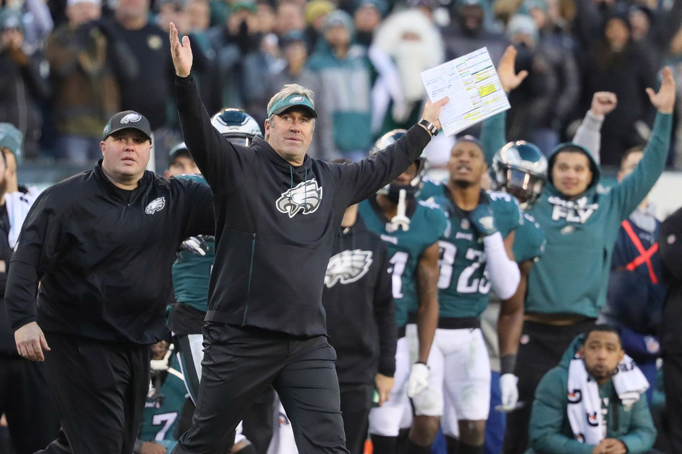Eagles-Washington: Our beat writers' predictions