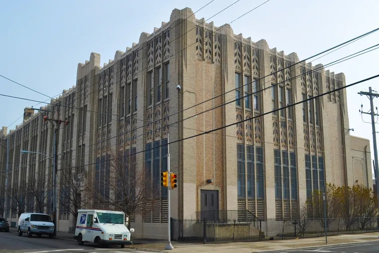 Delaplaine McDaniel School at 1801 S. 22nd Street in Philadelphia.