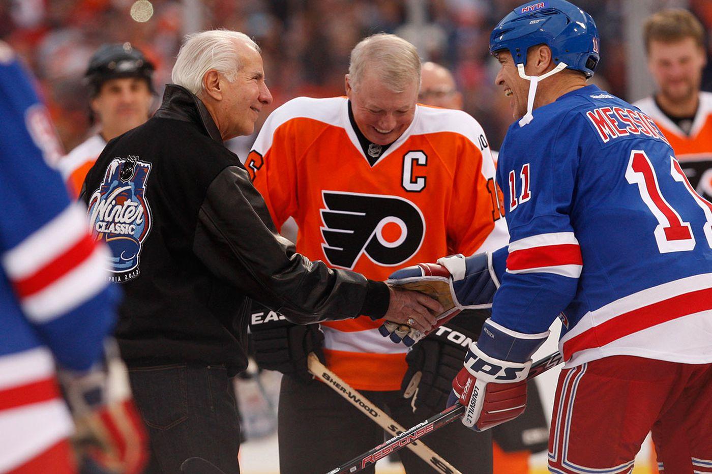 Donnellon: Ed Snider invented hockey in Philadelphia