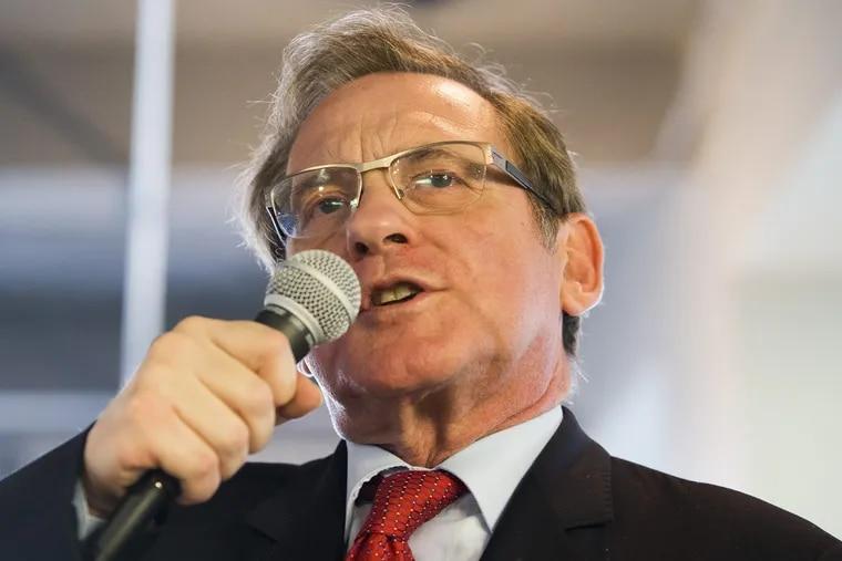 Alan Butkovitz, the former city controller of Philadelphia, will announce Thursday that he is running for mayor.