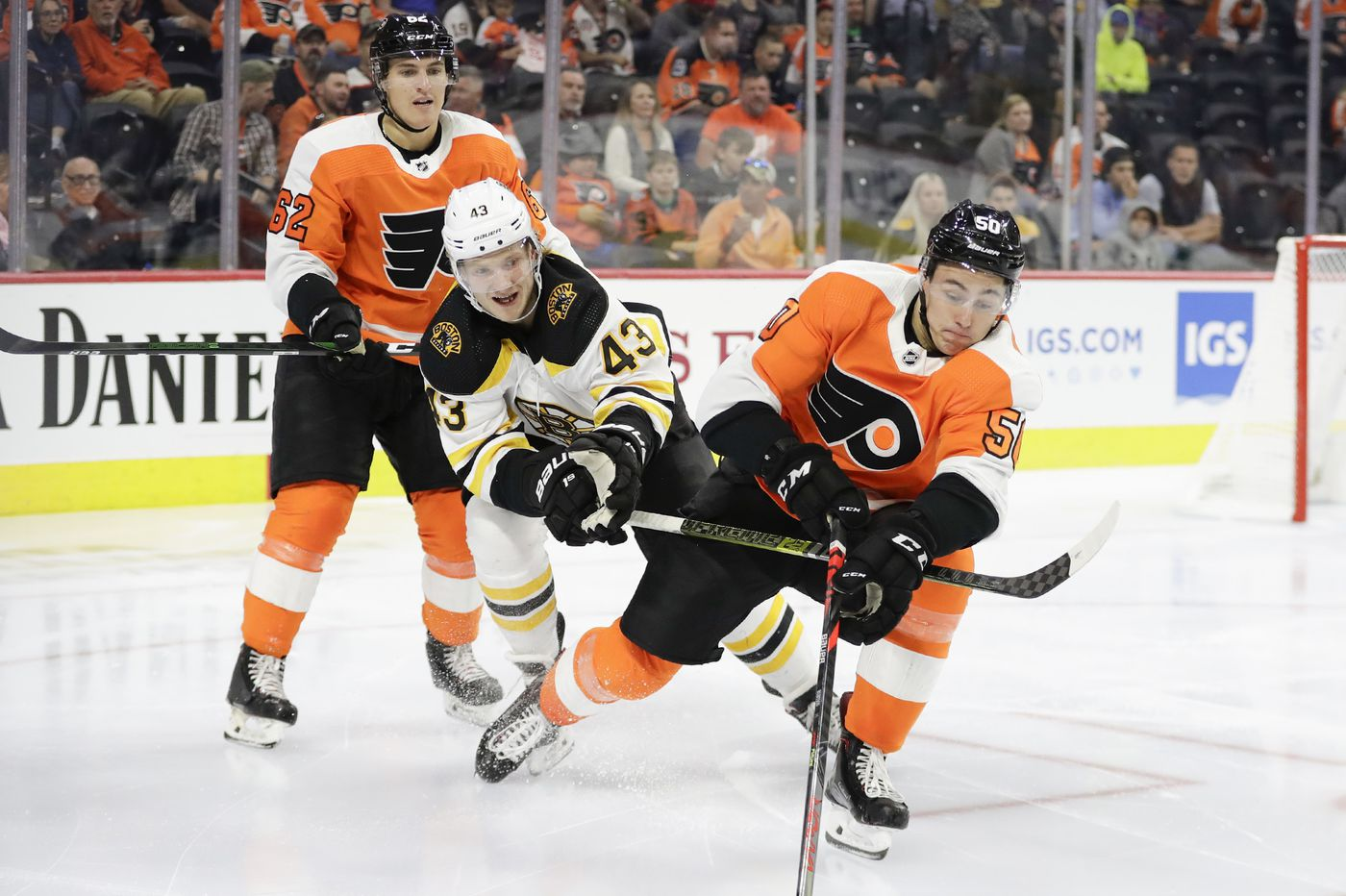 Flyers roster preview: Which players are battling for roles?