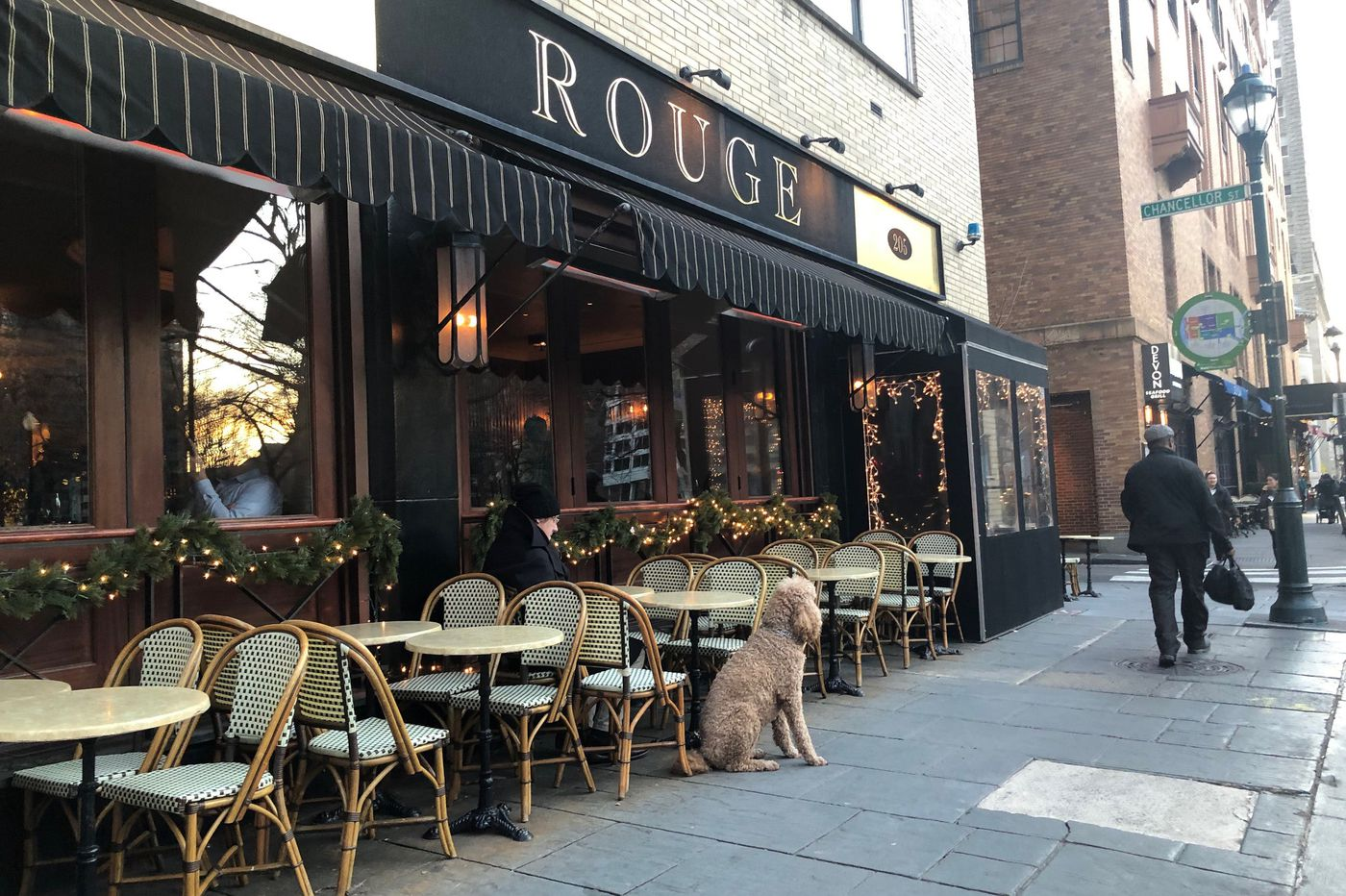 Rouge on Rittenhouse Square to close for renovation