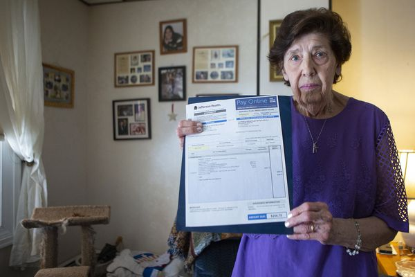80-year-old Philly woman gets a surprise bill for $256 to treat her bowling injury