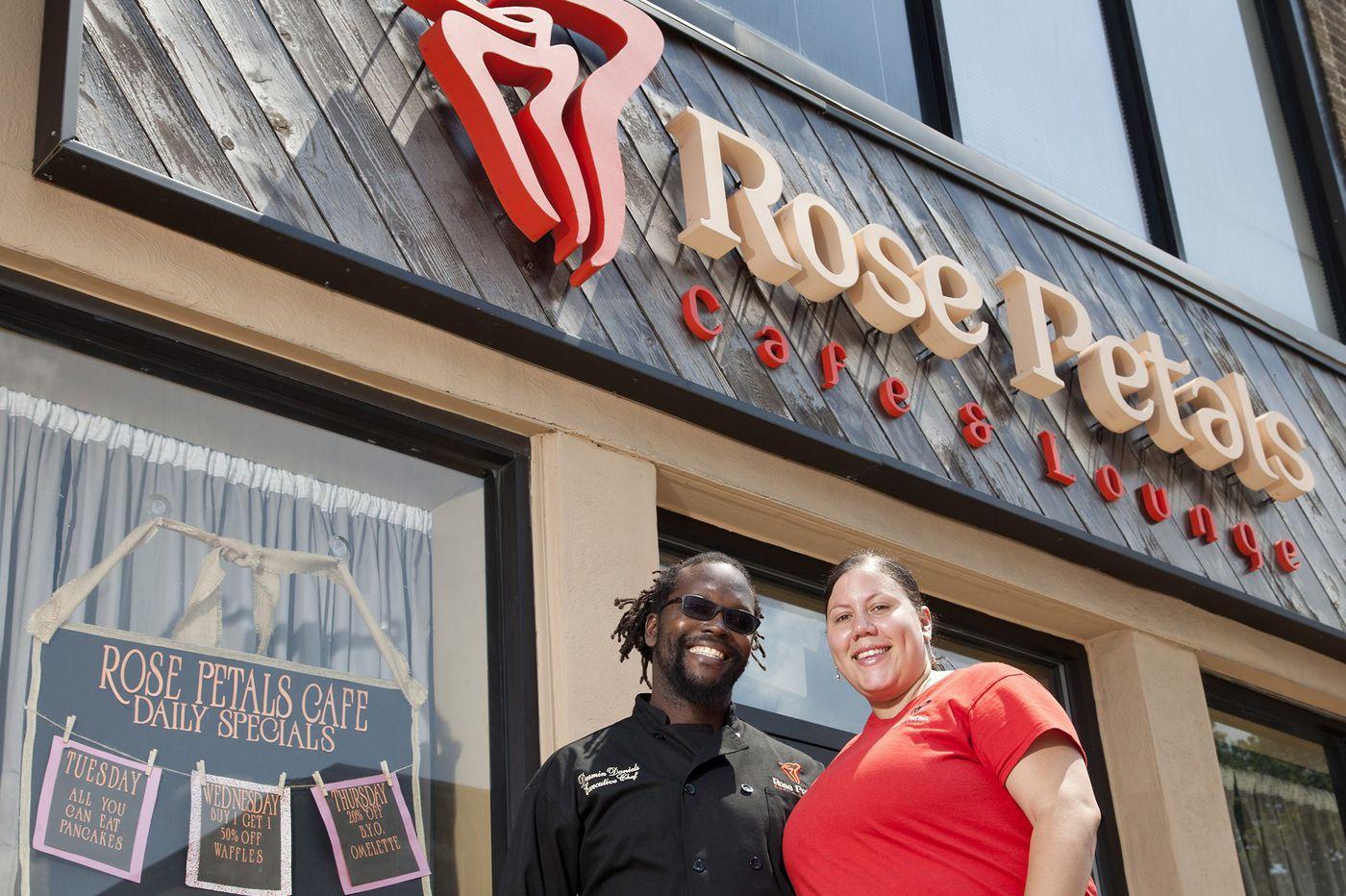 Rose Petals Cafe to open location in Elkins Park