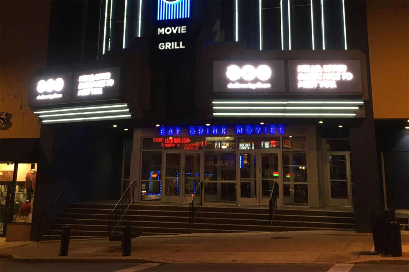 Dinner And A Movie Comes To Philly Area Theaters