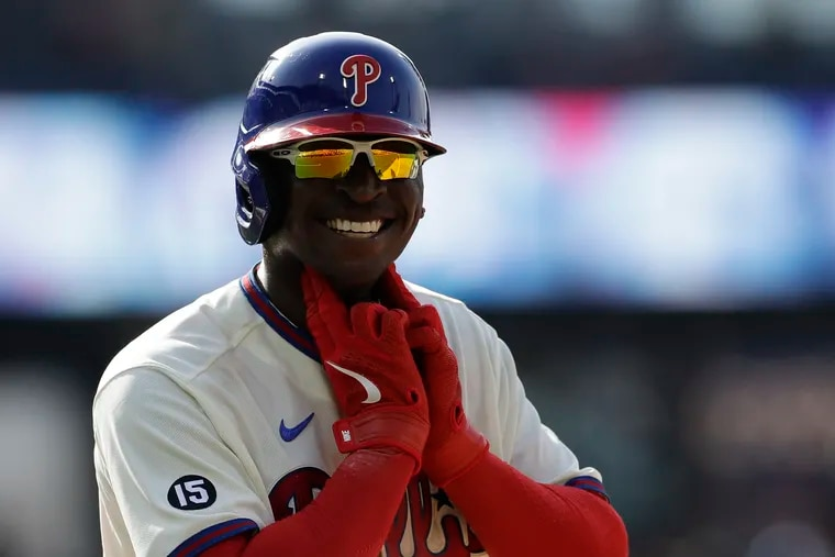 Phillies shortstop Didi Gregorius is still taking medication to relieve a rare condition known as pseudogout.