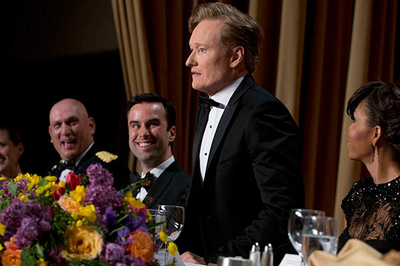 The Pulse: No joke: Correspondents' dinner is worthwhile