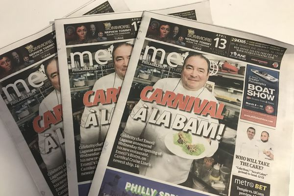 Read all about it: Free tabloid Metro eviscerates its editorial staff in Philly
