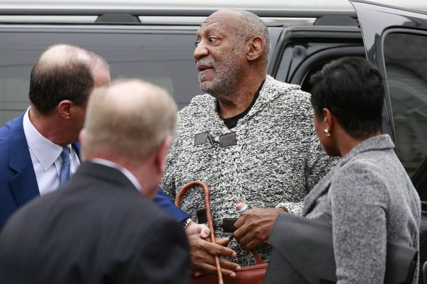 'Sisterhood' of Cosby accusers 'thrilled' by charges