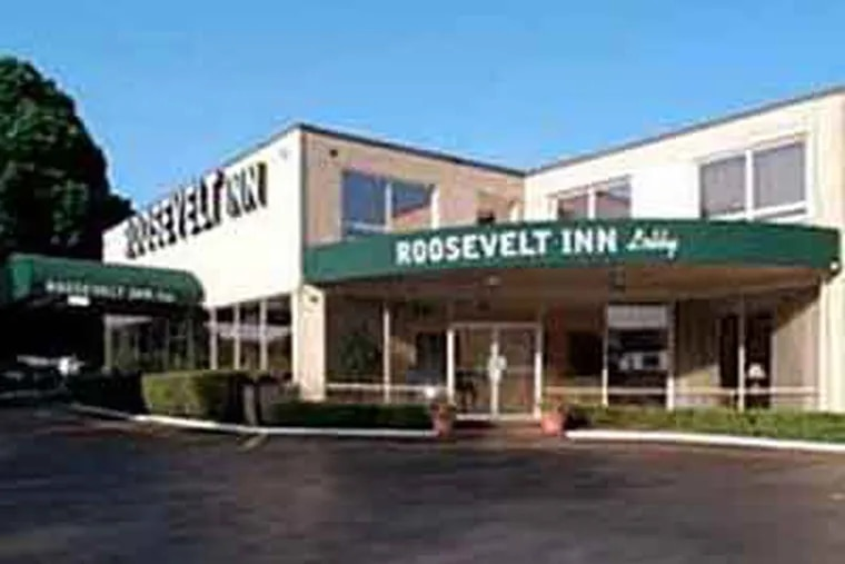 The Roosevelt Inn on Roosevelt Boulevard is one of the three hotels named as defendants.