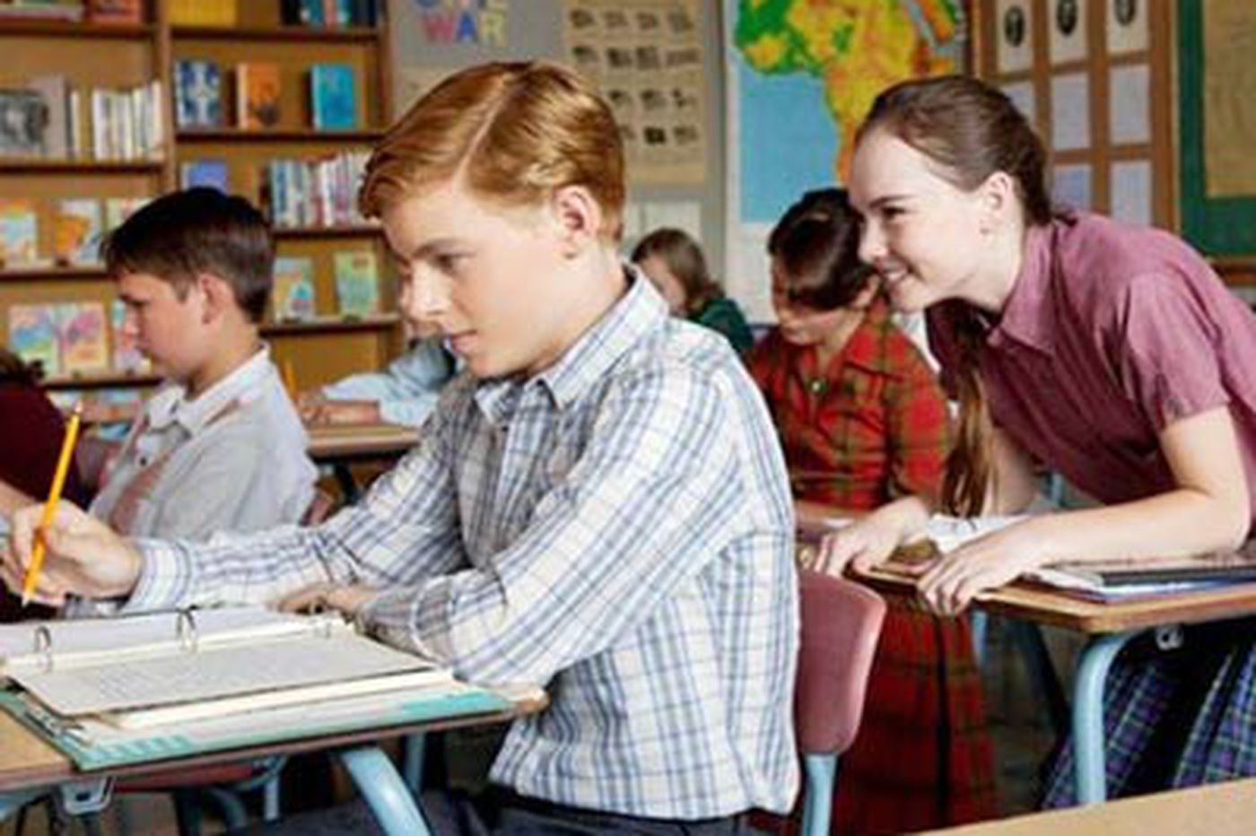 'Flipped' tells a timeless story