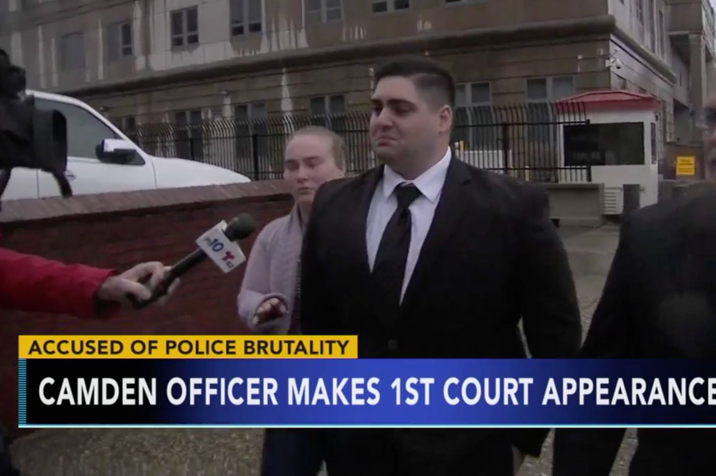 Mistrial declared on civil rights charge against Camden police officer accused of punching suspect 12 times