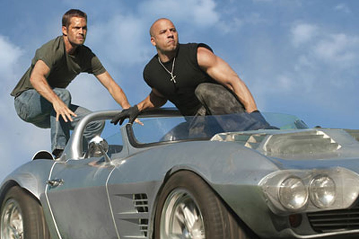 'Fast Five': Muscle cars, shootouts, and lots of fun