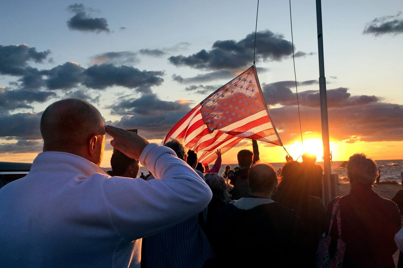 Kate Smith will sing on at Sunset Beach flag ritual in Cape May Point, family says