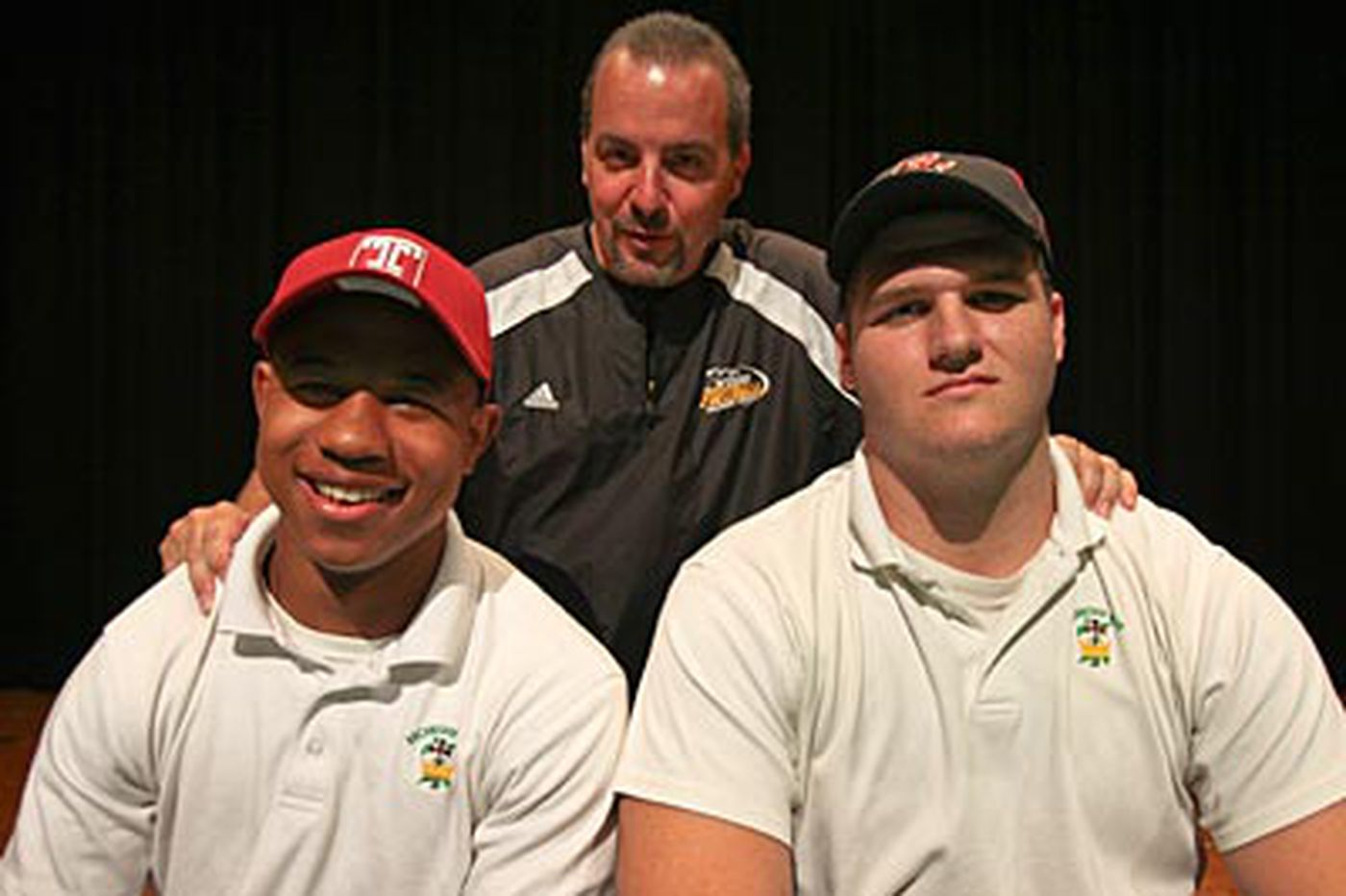 Wood's Peoples, Taylor set college football plans