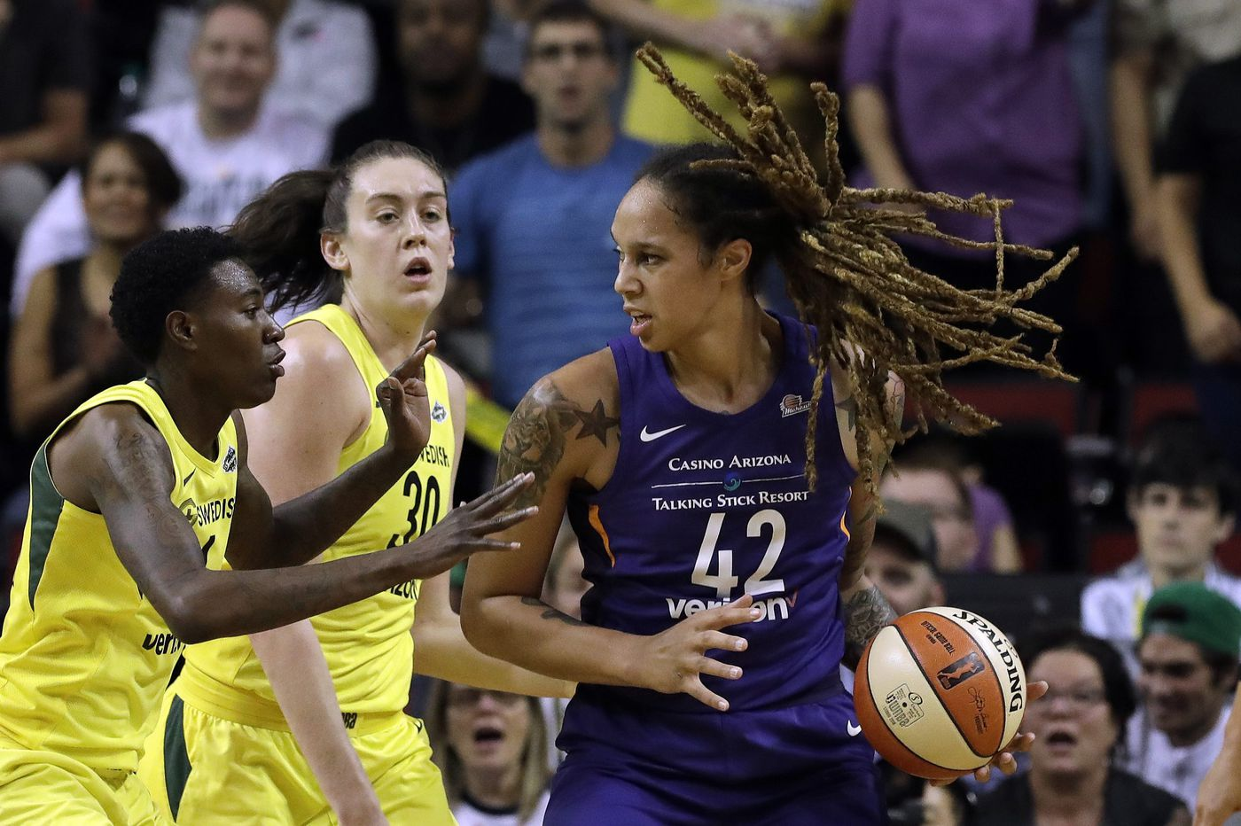 WNBA players want to be paid more, but can the league accommodate them?