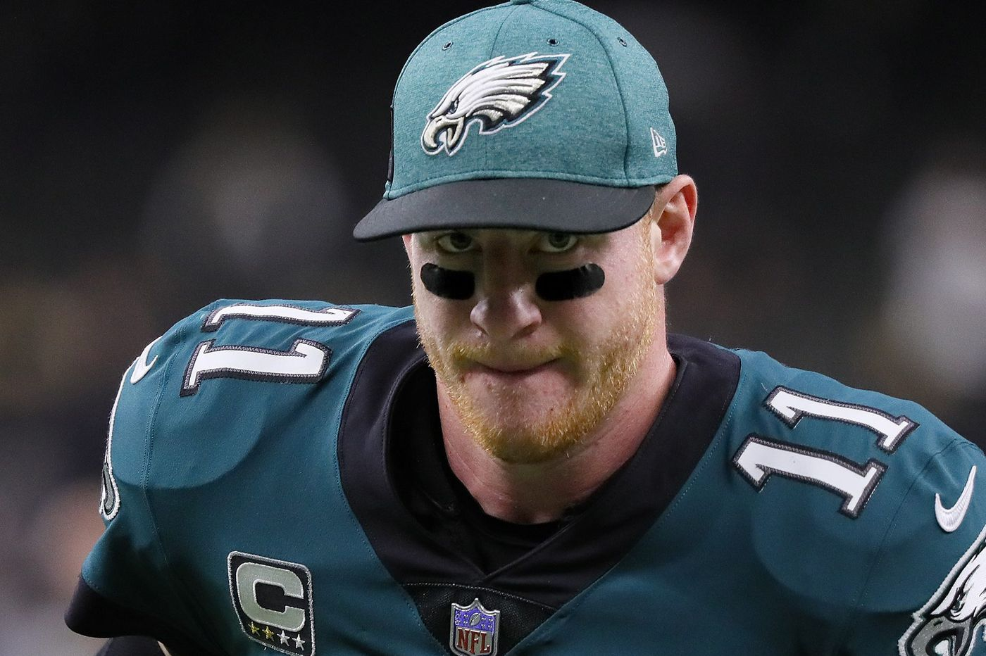Eagles quarterback Carson Wentz reflects on challenging year, recent criticism: 'I know I'm not perfect'