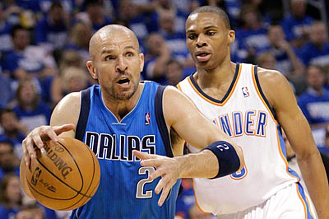 Dallas holds off Thunder for win