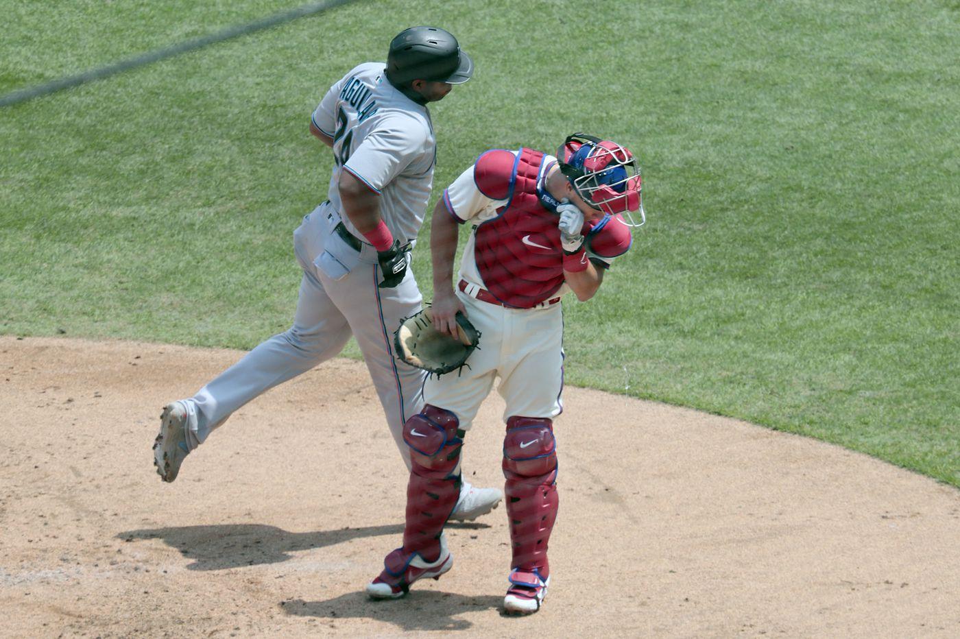 Yankees-Phillies game postponed as Miami Marlins suffer coronavirus outbreak during Citizens Bank Park series