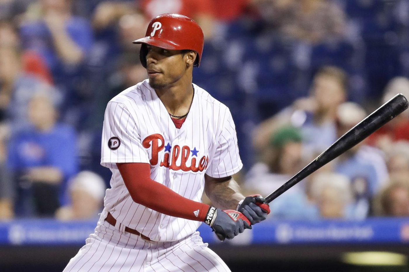 11063975c87e Who the odd man out in the Phillies outfield should be