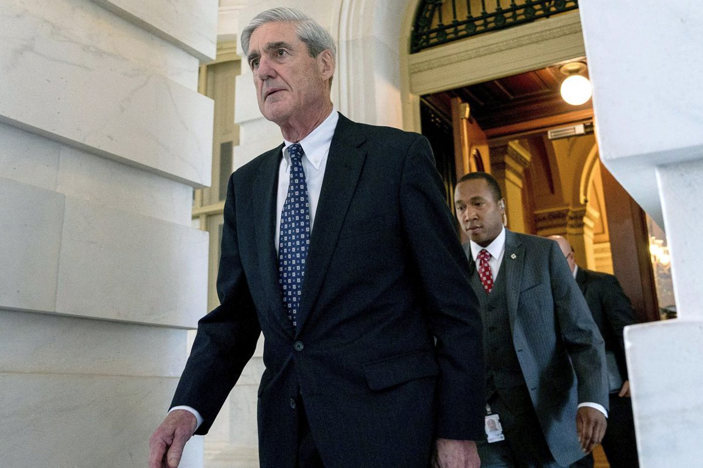 Democrats want to protect special counsel after Trump's flirtation with firing Mueller