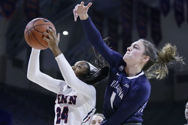 Women's basketball: Penn's 9-3 start fueled by former role players