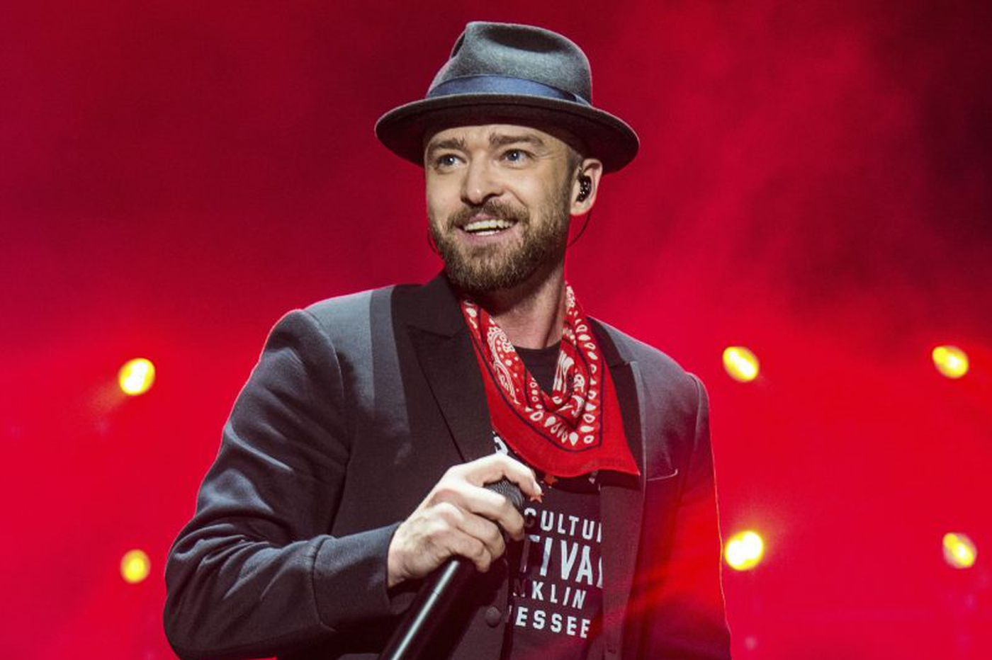 Justin Timberlake reschedules Wells Fargo Center performance due to vocal cord injury