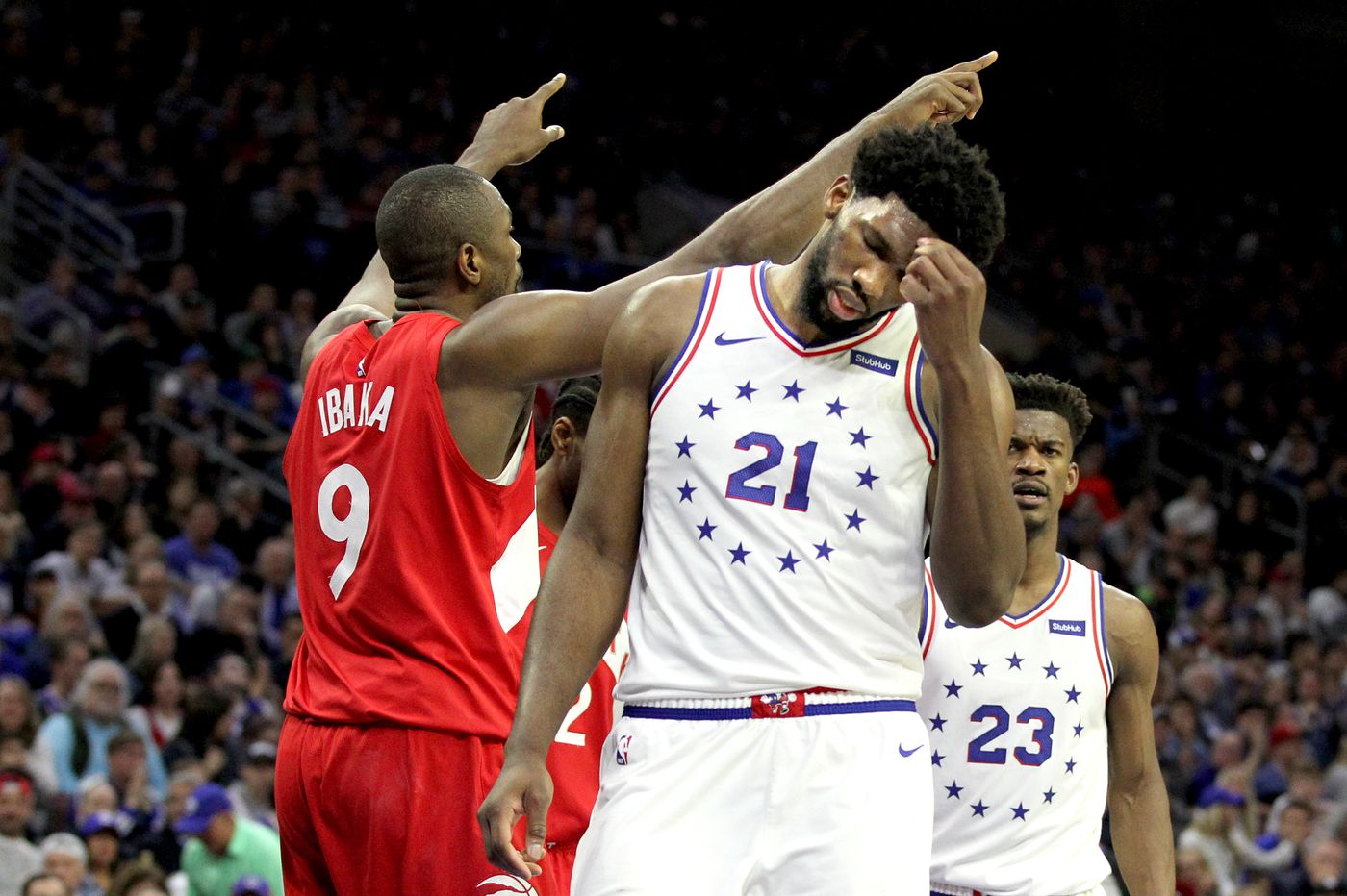 Sixers' Joel Embiid listed as probable for Game 5 vs. Raptors with upper respiratory infection