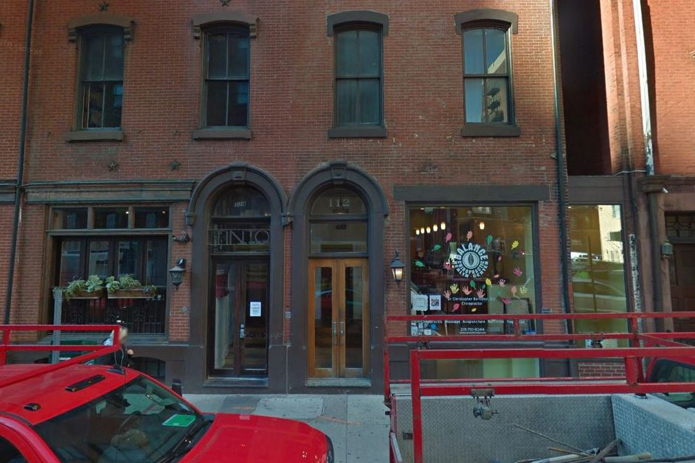 Tinto closed until Halloween for movie filming in Center City