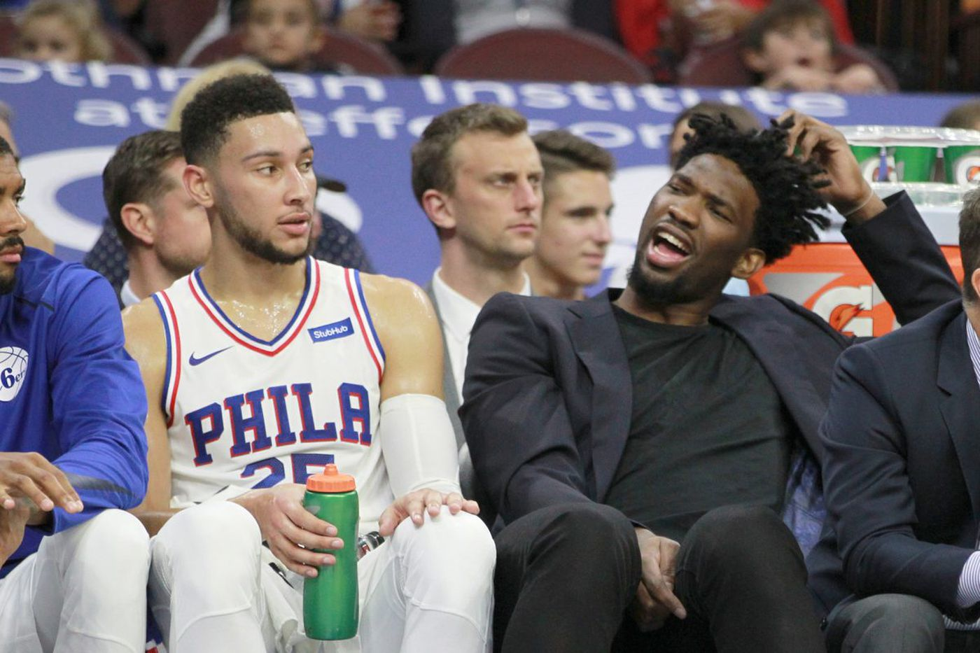 Sports Tonight: Sixers' 'load management' strains Jazz fans