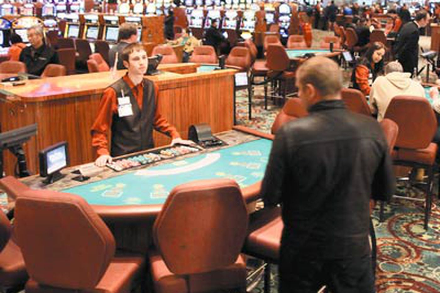 Should Parx Casino be liable in child-neglect cases?