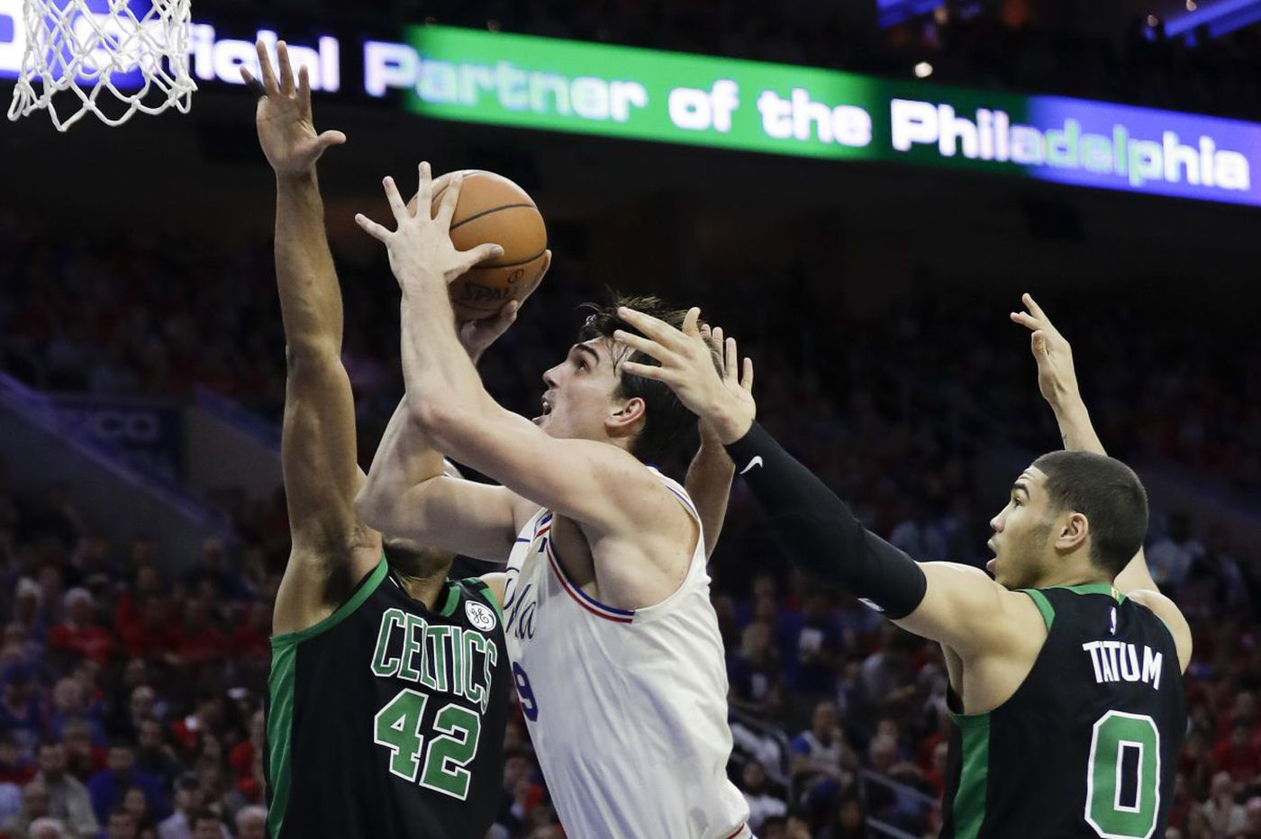 Confident Sixers believe they can find a way to stay alive in series vs. Celtics