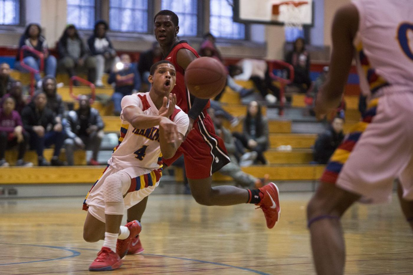 Shafee Cosby's clutch free throws help Frankford escape Gratz