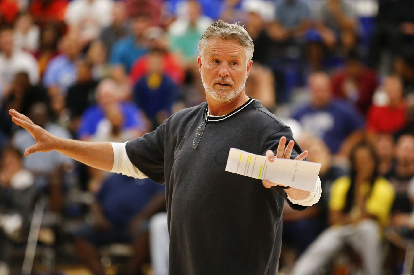 Four big Sixers questions that Brett Brown should answer today | David Murphy