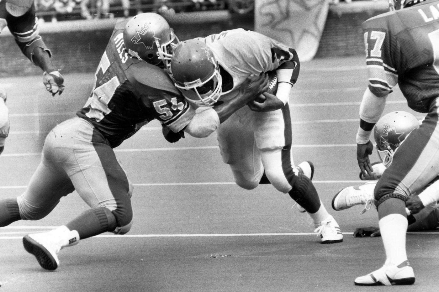 USFL star Sam Mills named semifinalist for Pro Football Hall of Fame