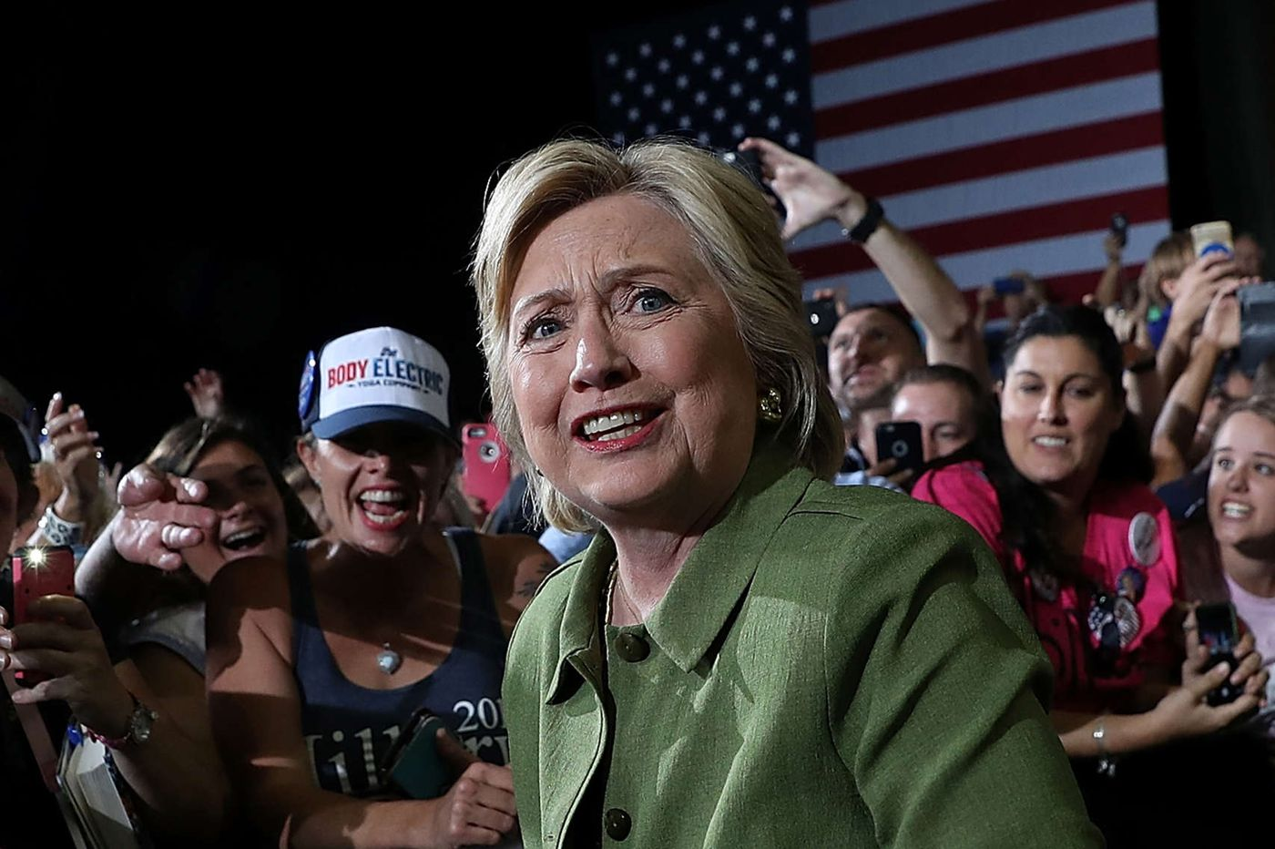 DNC Fashion: Why what Hillary Clinton wears matters