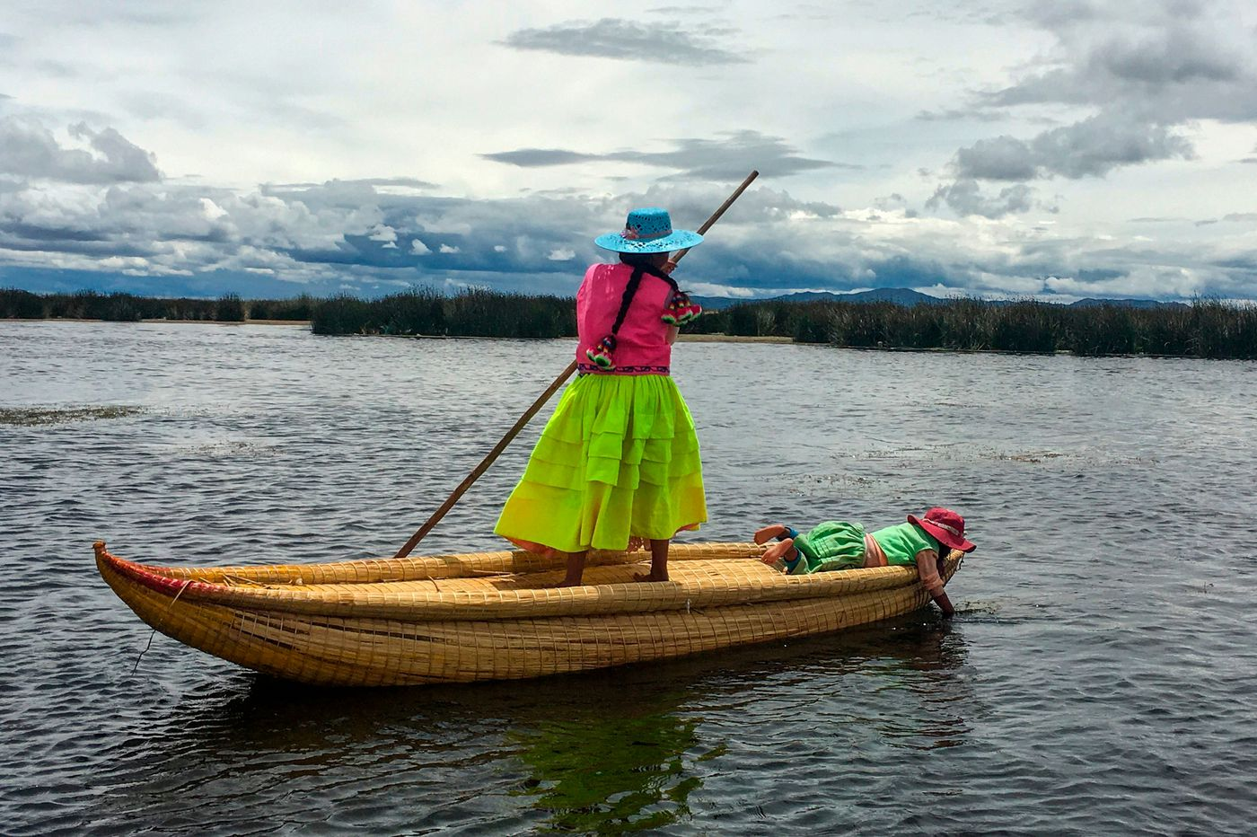 On Lake Titicaca in Peru, villagers want to draw tourists — but on their own terms