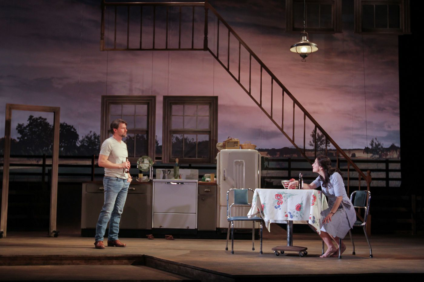 'Bridges of Madison County' at Philadelphia Theatre Company: A bridge built of cliches